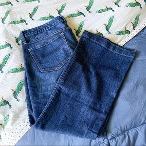 Gap 1969 Long & Lean Trouser Jeans